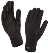 Sealskinz Womens Windproof Long Finger Cycling Gloves