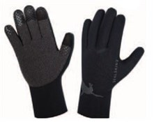 Sealskinz Neoprene Long Finger Cycling Gloves