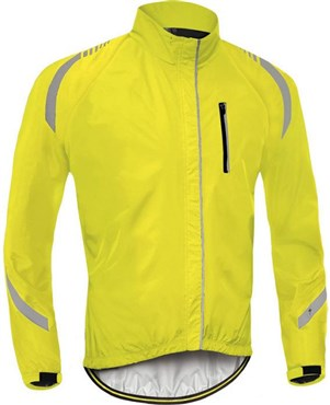 Image of Specialized Deflect RBX Elite Hi-Vis Rain Cycling Jacket 2017