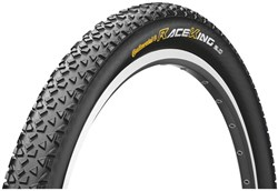 Continental Race King RaceSport 26 Black Chili Folding Tyre