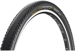 Product image for Continental Speed King II RaceSport Black Chili 650b MTB Folding Tyre