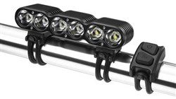 Gemini Titan LED Rechargeable Front Light -  4000 Lumens