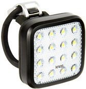 Product image for Knog Blinder Mob Kid Grid USB Rechargeable Front Light