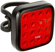 Knog Blinder Mob Kid Grid USB Rechargeable Rear Light