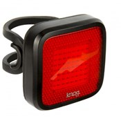 Product image for Knog Blinder Mob Mr Chips USB Rechargeable Rear Light