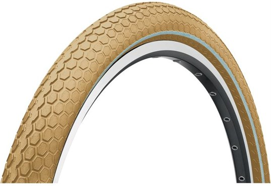 Image of Continental Retro Ride Reflex 28 inch Hybrid Tyre