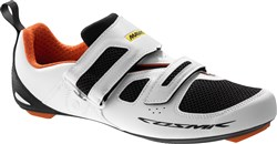 Mavic Cosmic Elite Tri Triathlon / Road Cycling Shoes 2017