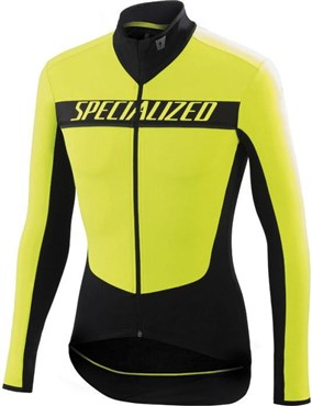 Image of Specialized Element SL Race Long Sleeve Cycling Jersey 2016