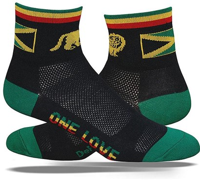 Image of Defeet Aireator One Love Socks