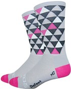 "Defeet Aireator Sako 7 6"" Hi Top Socks"