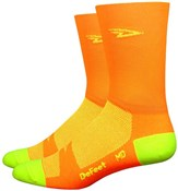 Product image for Defeet Aireator Tall Hi-Vis Socks