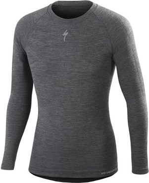 Specialized Merino Underwear Long Sleeve Base Layer AW17