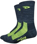 "Product image for Defeet Blaze 4"" Socks"