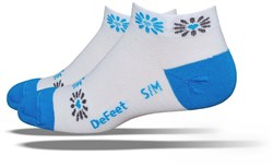 Defeet Speede Womens Heart Blossom Socks
