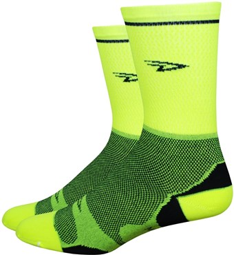 "Defeet Levitator Lite 5"" Socks"
