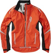 Madison Steller Mens Waterproof Cycling Jacket SS16