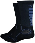 "Defeet Levitator Trail 6"" Socks"