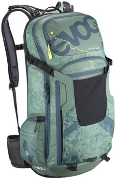 Image of Evoc FR Freeride Supertrail Bolivia Backpack - 18L/20L/22L