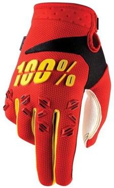 100% Airmatic Long Finger MTB Gloves