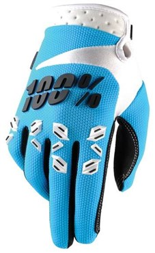 100% Airmatic Long Finger MTB Gloves