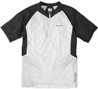 Product image for Madison Flux Capacity Mens Short Sleeve Cycling Jersey AW16