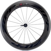 Zipp 808 Firecrest Tubular 177 10/11 Speed Rear Road Wheel