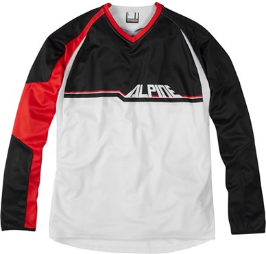 Madison Alpine Long Sleeve Cycling Jersey