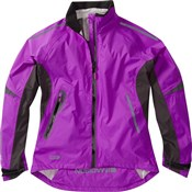 Madison Womens Stellar Waterproof Cycling Jacket AW16