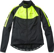 Madison Womens Sportive Convertible Softshell Cycling Jacket