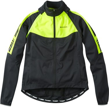 Image of Madison Womens Sportive Convertible Softshell Cycling Jacket AW16