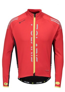 Polaris Windshear Windproof Long Sleeve Jersey SS17