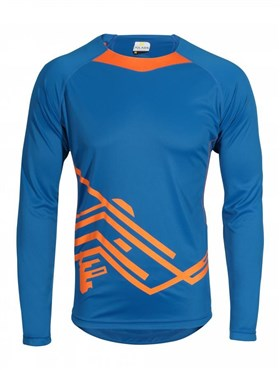 Polaris MIA Trail MTB Long Sleeve Jersey SS17