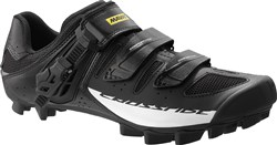 Mavic Crossride SL Elite Maxi Fit MTB Cycling Shoes 2016