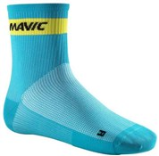 Product image for Mavic Cosmic Mid Cycling Socks SS17
