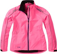 Madison Womens Protec Waterproof Cycling Jacket SS16