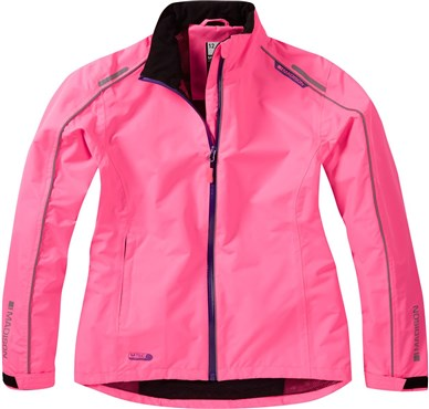 Image of Madison Womens Protec Waterproof Cycling Jacket AW16