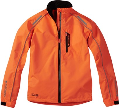Image of Madison Youth Protec Waterproof Cycling Jacket AW16