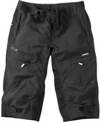 Madison Trail Mens 3/4 Baggy Cycling Shorts AW17
