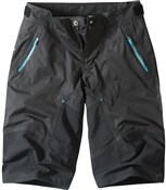 Madison Womens Flo Waterproof Baggy Cycling Shorts SS17