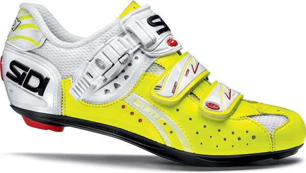 SIDI Genius 5 Fit Carbon Lucido Road Cycling Shoes