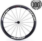 Product image for Zipp 303 Firecrest Carbon Clincher 77 18 Spoke Front Road Wheel
