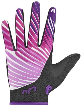 Image of Liv Womens Tangle Long Finger Cycling Gloves