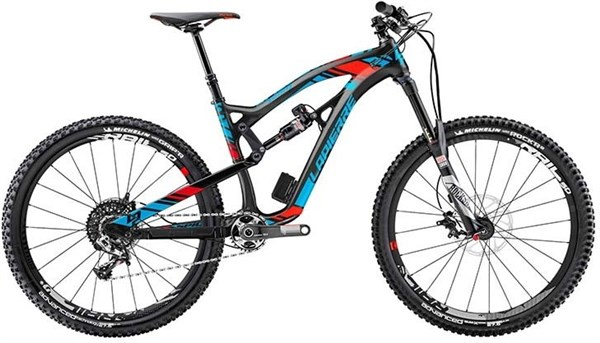 Lapierre Spicy Team E:I Mountain Bike 2016 - Full Suspension MTB