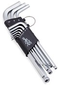 Birzman Long Arm Ball Point Hex key Set