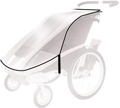 Image of Thule Rain Cover Thule Child Carriers