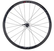 Zipp 202 Carbon Clincher Disc Brake V2 77D 24 Spokes Front Wheel