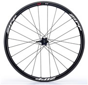 Zipp 202 Firecrest Carbon Clincher 177 24 spokes 10/11 Speed Rear Wheel