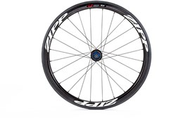 Zipp 303 Firecrest Tubular Disc Brake V2 177D 24 spokes 10/11 Speed Rear Wheel