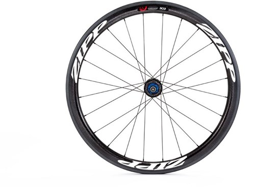 Image of Zipp 303 Firecrest Tubular Disc Brake V2 177D 24 spokes 10/11 Speed Rear Wheel