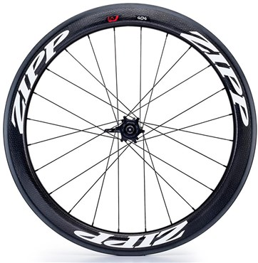 Image of Zipp 404 Firecrest Tubular 177 24 spokes 10/11 Speed Rear Wheel